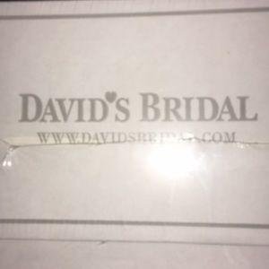 Wedding dress ivory size26 jacket and vale